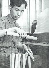 Tôru Takemitsu 1961 Quelle Wikipedia